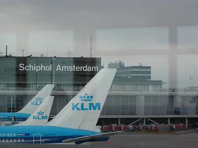 00001 Amsterdam Airport