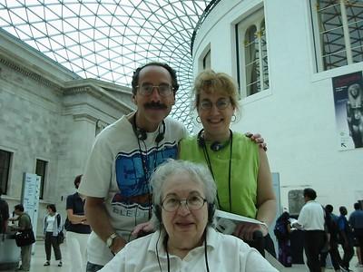2001 London
