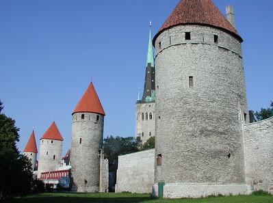 2002 07 Estonia Visit