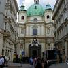 Vienna - Peterskirche