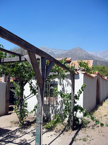 House in Santiago