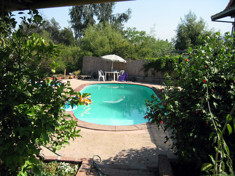 Santiago, sweet pool
