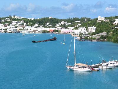 Arriving Bermuda  018