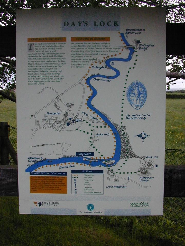 Thames Hiking