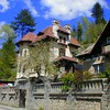 Another nice house in Sinaia....all houses there are nice :)