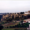 Ronda from across the valley.