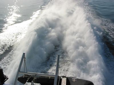 Catamaran to Victoria