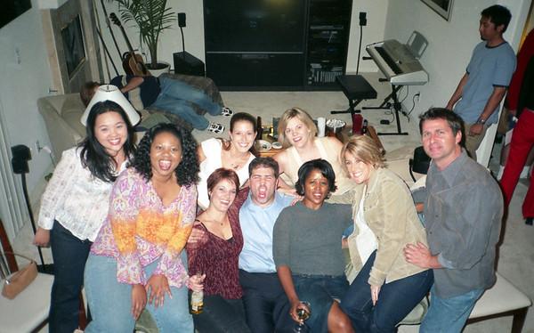 2003 10 Octoberfest at 4520 Fulton Ave, Sherman Oaks, CA