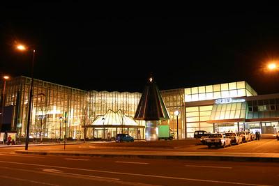 新庄站夜景