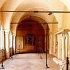 Gallery at Lateran Palace.