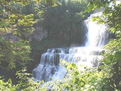 Chittenango Falls June 2003