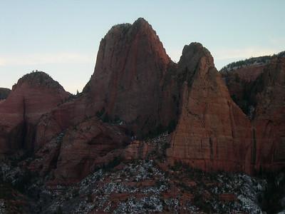 Kolob Canyon Road  NV USA