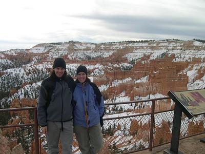 Peter and Patty at Bryce Canyon NV USA