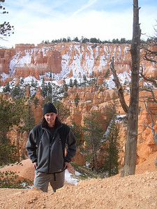 Peter in Bryce Canyon NV USA