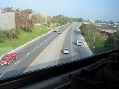 Nov. 21 Train & Bus to L.A.