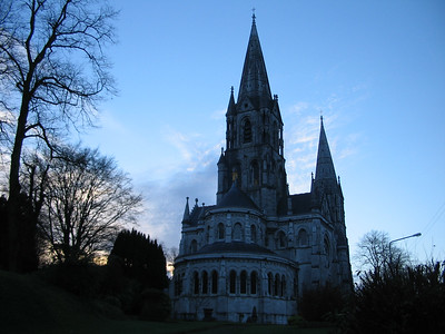 St Finbarre's Cathedral, Cork, Ireland