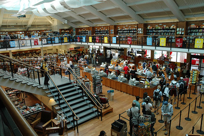 nice bookstore