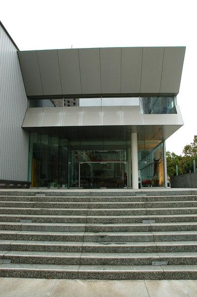 Yerba Buena Center for the Arts正門
