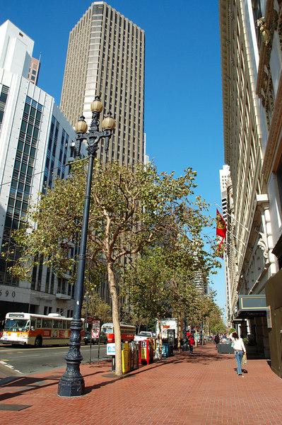 Market st.街景