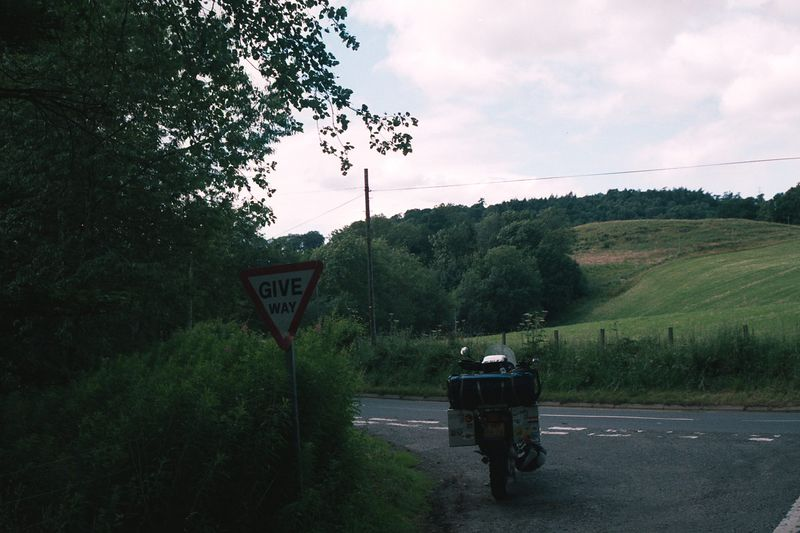 Day 02 B947 to Blairgowrie