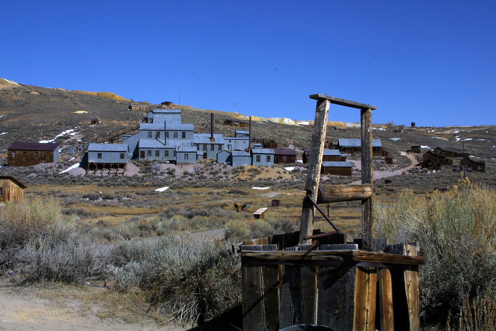 Bodie Ca
