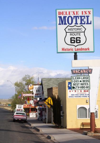 Segilman Az - Route 66