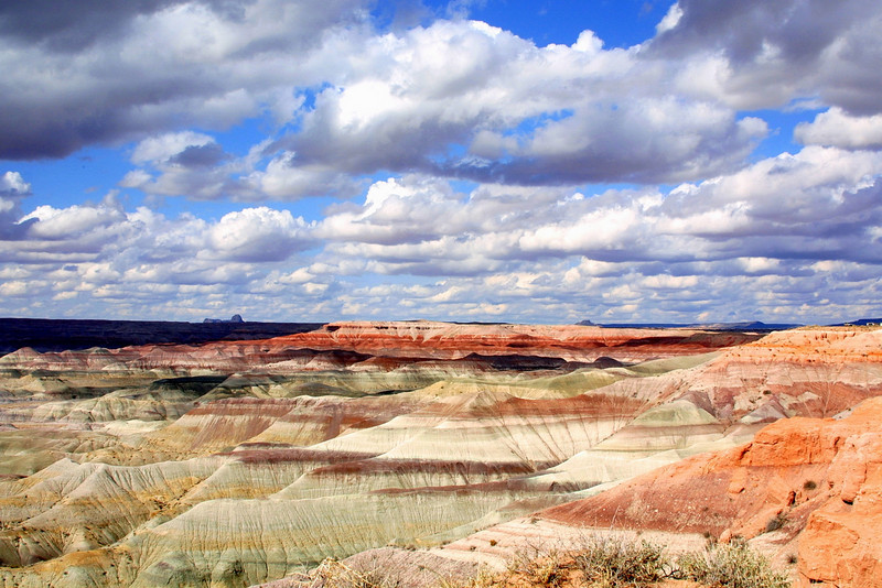 Painted Desert outside Winslow