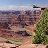 Utah, Canyonlands, Dead Horse Point, Colorado River