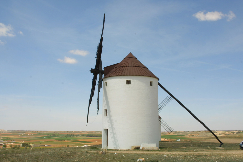 Campo de Christina - Plains of La Mancha