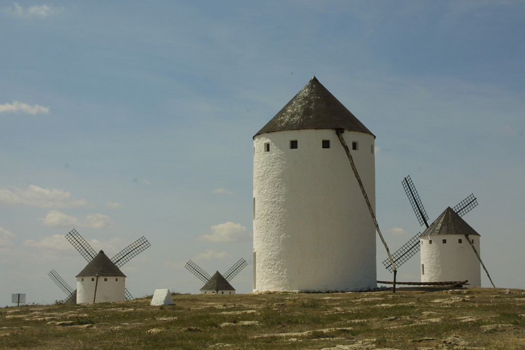 Consuegra windmills - The best