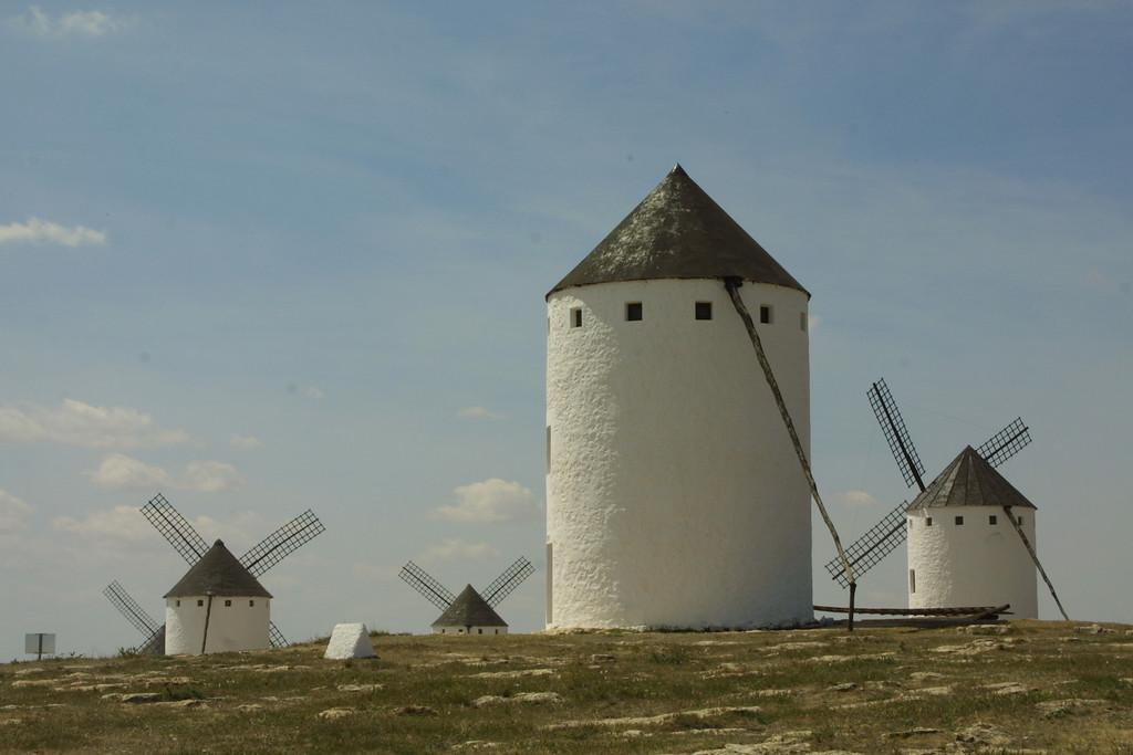 Consuegra windmills - The best