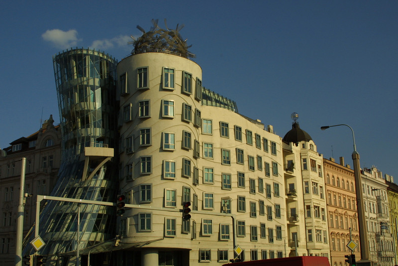 "Dancing Building "" Gehry"""