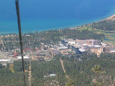 12 Lake Tahoe, Heavenly Gondola Ride