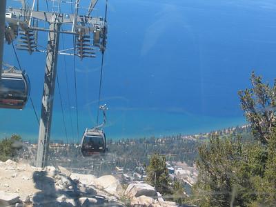 14 Lake Tahoe, Heavenly Gondola Ride