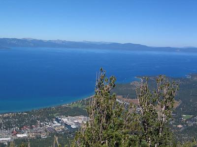 22 Lake Tahoe, Heavenly Gondola Ride