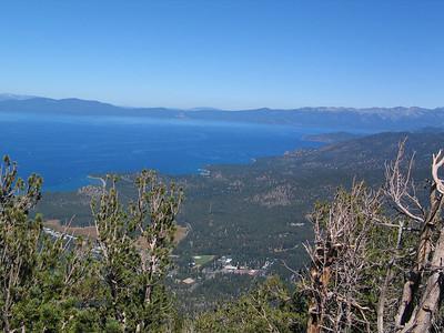 23 Lake Tahoe, Heavenly Gondola Ride