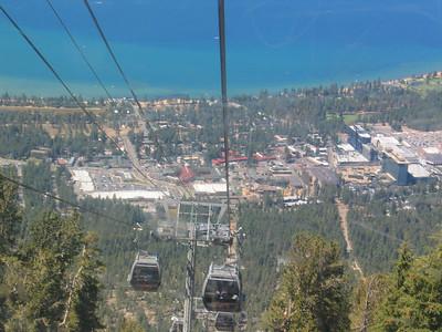 13 Lake Tahoe, Heavenly Gondola Ride