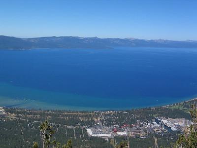21 Lake Tahoe, Heavenly Gondola Ride
