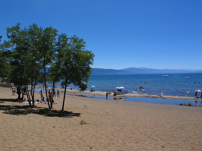 03 Lake Tahoe, Kings Beach