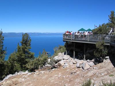 24 Lake Tahoe, Heavenly Gondola Ride