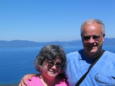 17 Lake Tahoe, Heavenly Gondola Ride