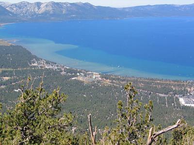 15 Lake Tahoe, Heavenly Gondola Ride