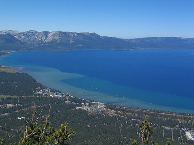 20 Lake Tahoe, Heavenly Gondola Ride
