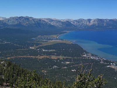 19 Lake Tahoe, Heavenly Gondola Ride