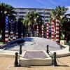 American WWII Memorial in Noumea.