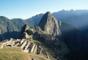 Machu Piccu at dawn