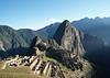 Machu Piccu at Sunrise again