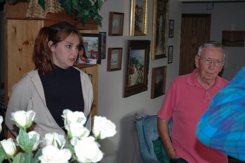 Jen and Elmer.