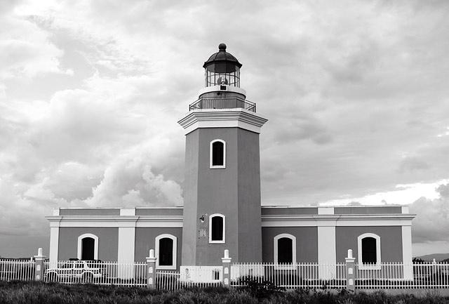 El Cabo Rojo Lighthouse