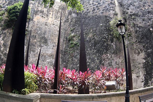 Old San Juan - taken with my fisheye